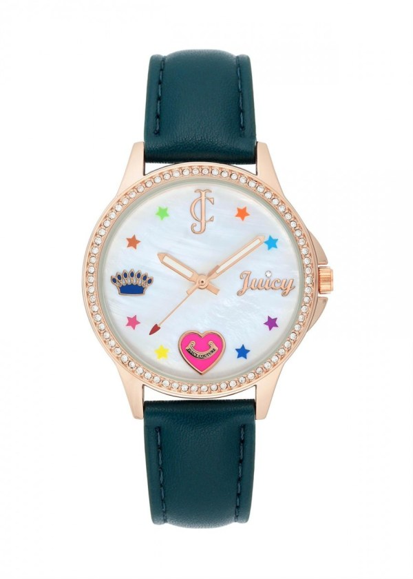 JUICY COUTURE Womens Wrist Watch JC/1106RGNV