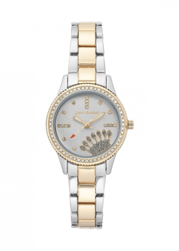 JUICY COUTURE Womens Wrist Watch JC/1110SVTT