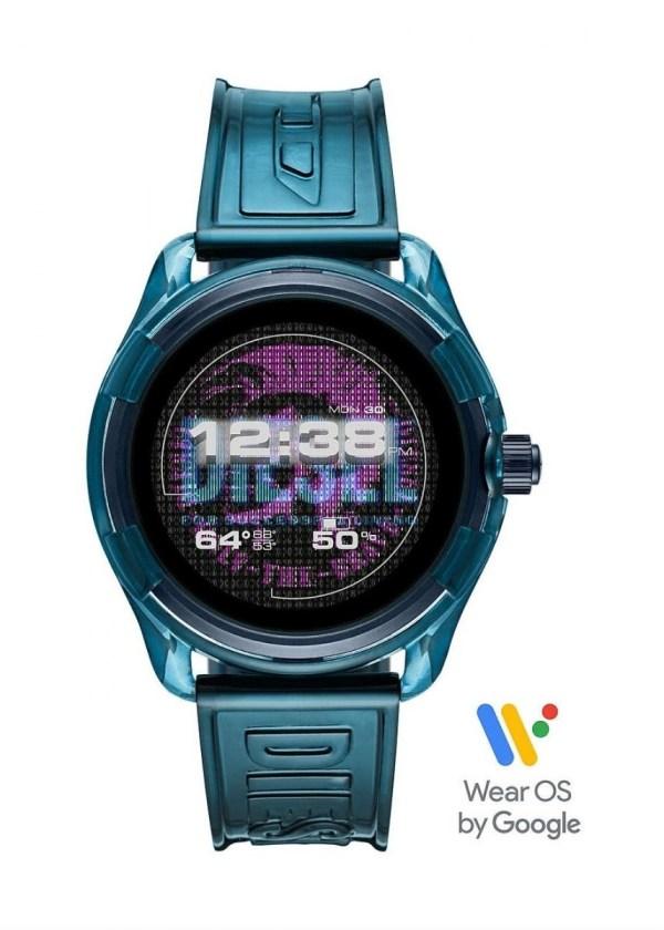 DIESEL ON SmartWrist Watch Model FADELITE DZT2020
