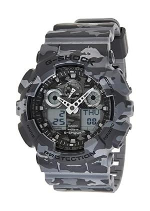 CASIO G-SHOCK Gents Wrist Watch GA-100CM-8A