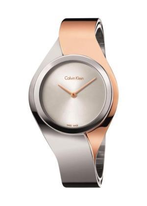 CK CALVIN KLEIN Ladies Wrist Watch Model SENSES K5N2M1Z6