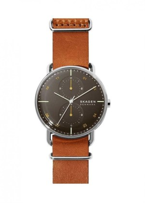 SKAGEN DENMARK Gents Wrist Watch Model HORIZONT SKW6537
