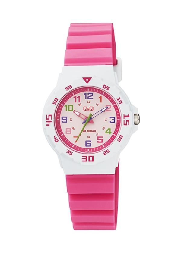 Q&Q Childrens Wrist Watch VR19J012Y