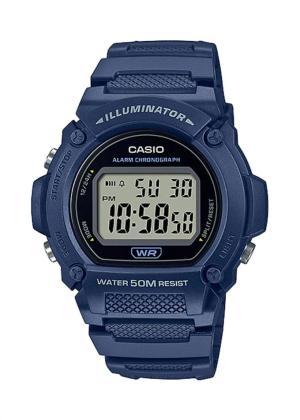 CASIO Gents Wrist Watch W-219H-2A