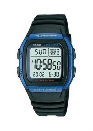 CASIO Gents Wrist Watch W-96H-2A