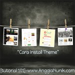 Cara Install Theme Pada Website WordPress
