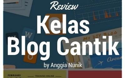 Bedakin Blogger di Kelas Online ala Isah Kambali