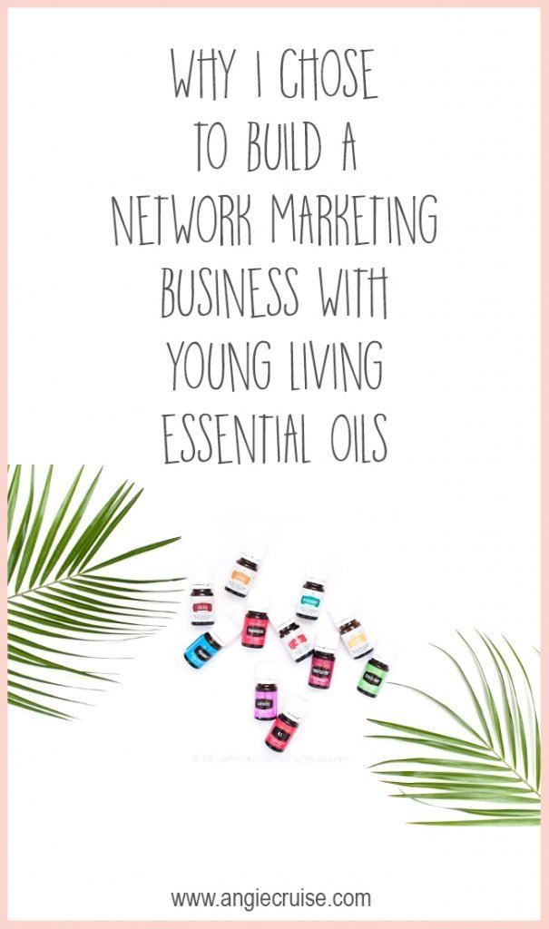 Do you work from home but struggle to earn enough to support your family? If so, I need to tell you why I decided to build a business with Young Living.