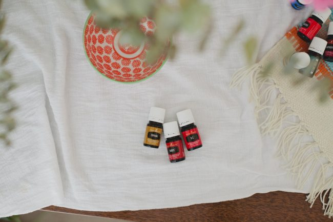 How to Make DIY Bath Salts with Young Living Essential Oils