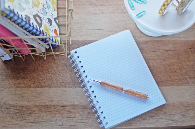 Do you have an organized workspace? If not, these simple steps will help you be more productive!