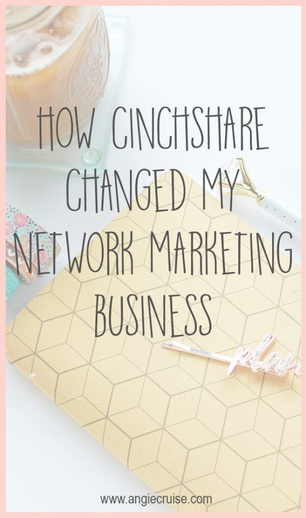 Are you looking for a tool to help you manage your network marketing business?  I'm going to share 5 reasons why CinchShare is my favorite social media tool!