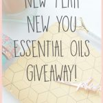 New Year New You Oily Giveaway!