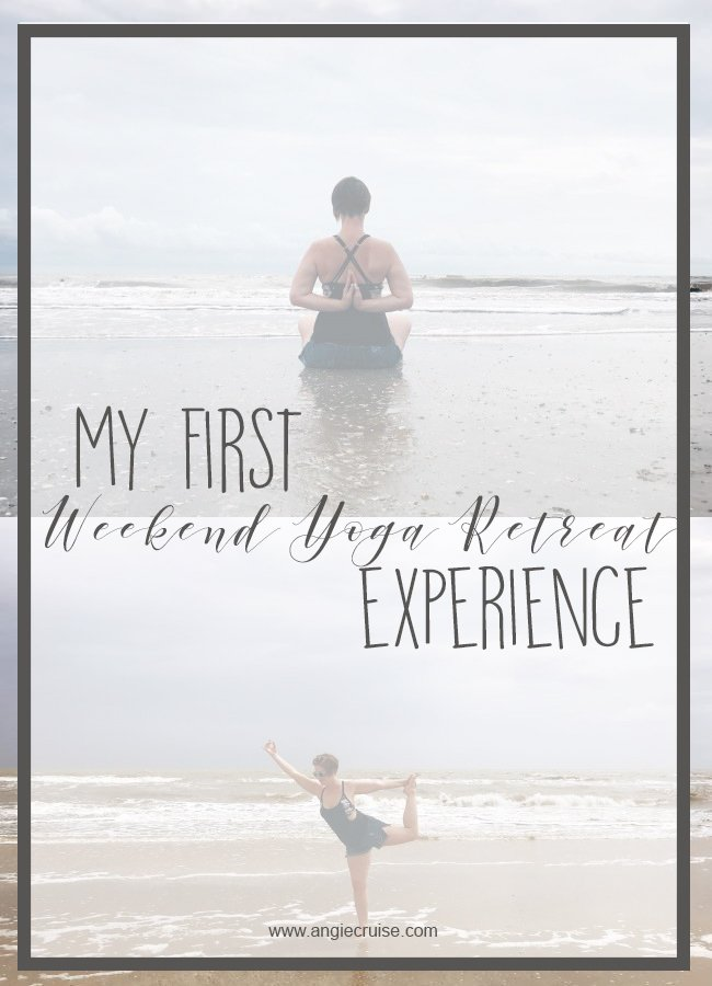 Last weekend, I had the pleasure of attending my first ever weekend yoga retreat. It's something I've wanted to do for a couple of years now, and I'm so grateful for the opportunity. #weekendyogaretreat #yogaretreat #yoga