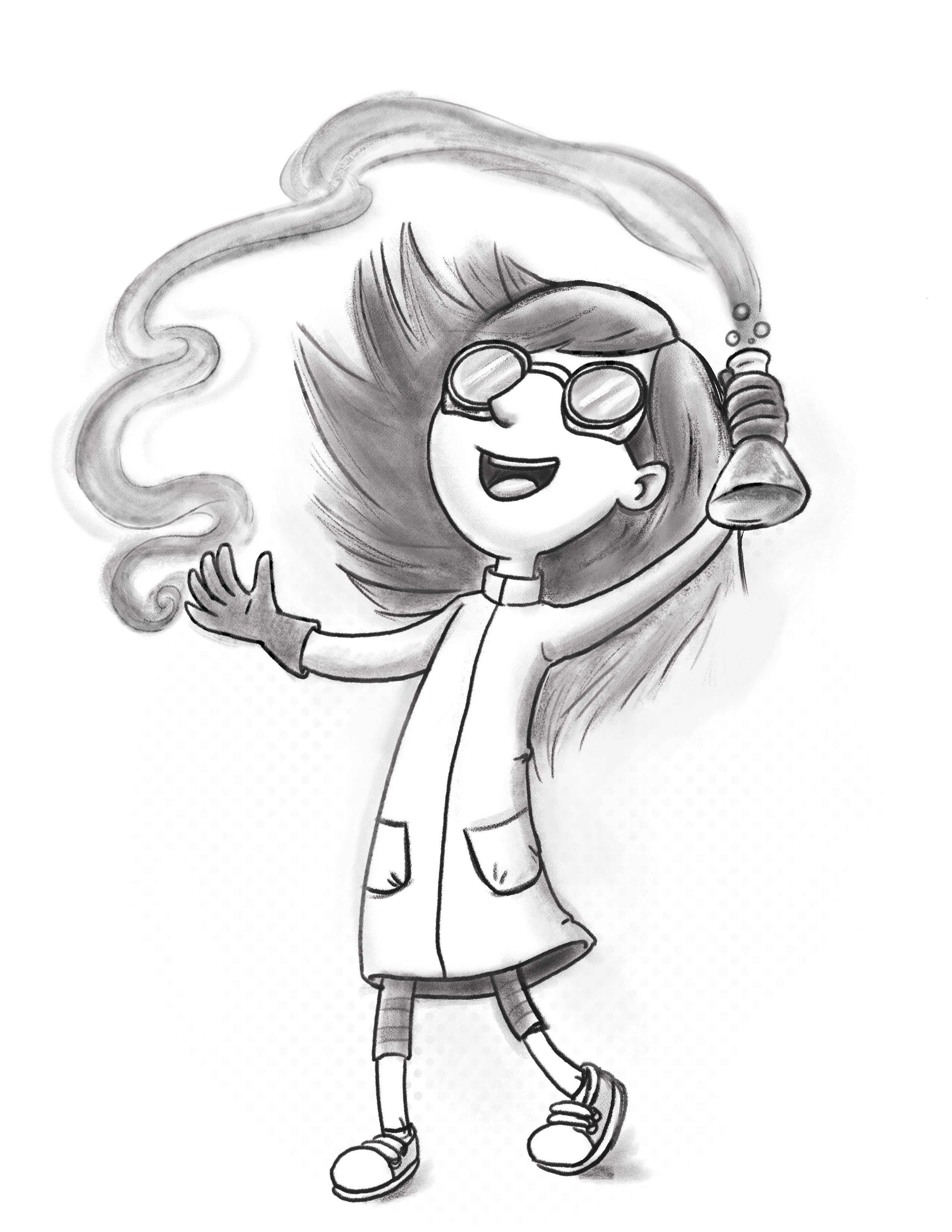 Mad Scientist Girl Gallery