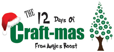 The 12 Days Of Craft-mas Logo