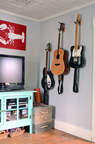 Guitar Hanging Angie S Roost