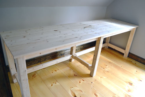 Build A Beefy Desk, Building Your Own Desk