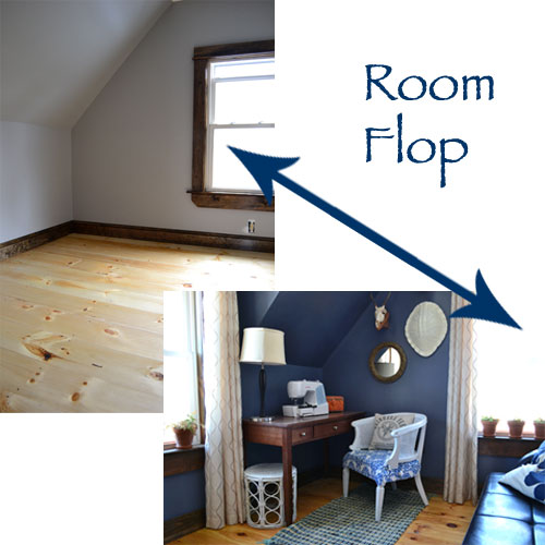 Craft Room Guest Room Flop