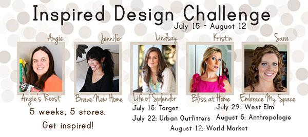 Inspired Design Challenge