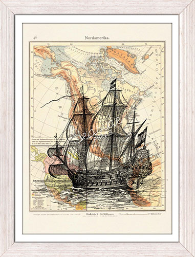Etsy Ship Art From Sea Side Prints