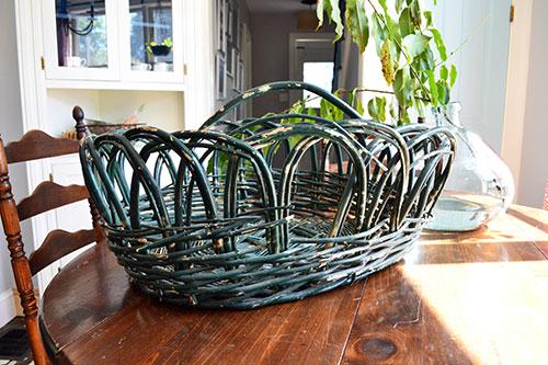 Five Dollar Basket Find