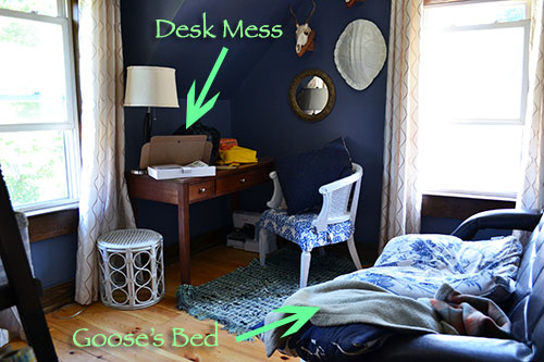 Guest Room Mess Part 1