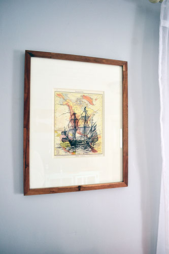 Ship Art From Etsy