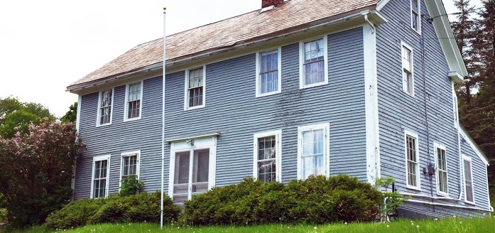 Our Vermont Country Home Circa 1781