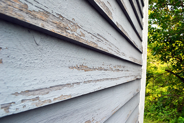 Scraping A House Exterior