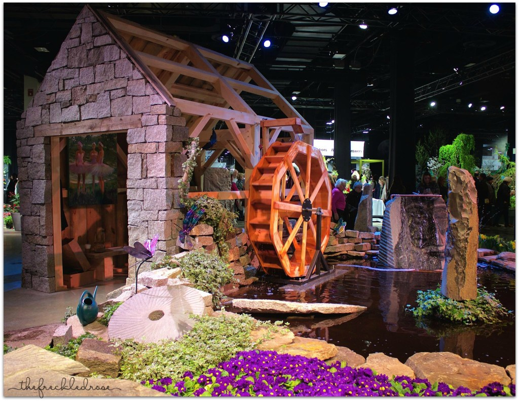 Boston Flower and Garden Show