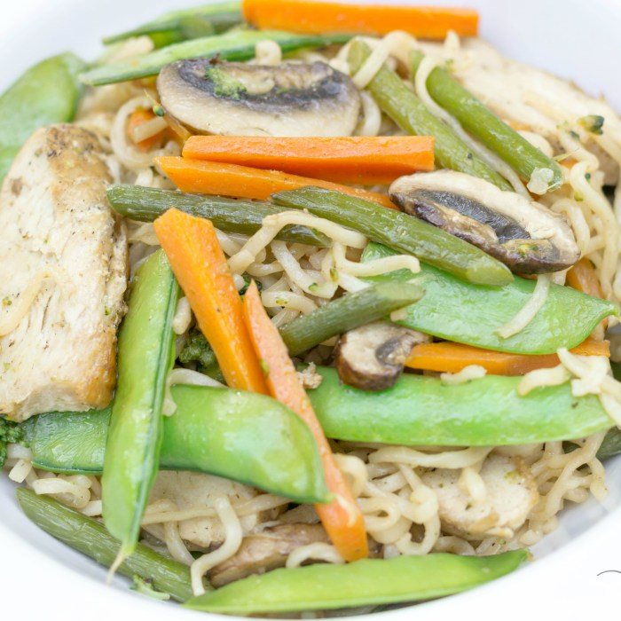 Easy Summer Garden Stir-Fry