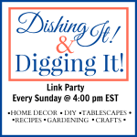 Dishing It & Digging It Button