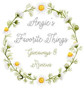 Angie's Favorite Things Giveaways & Reviews | angiethefreckledrose.com