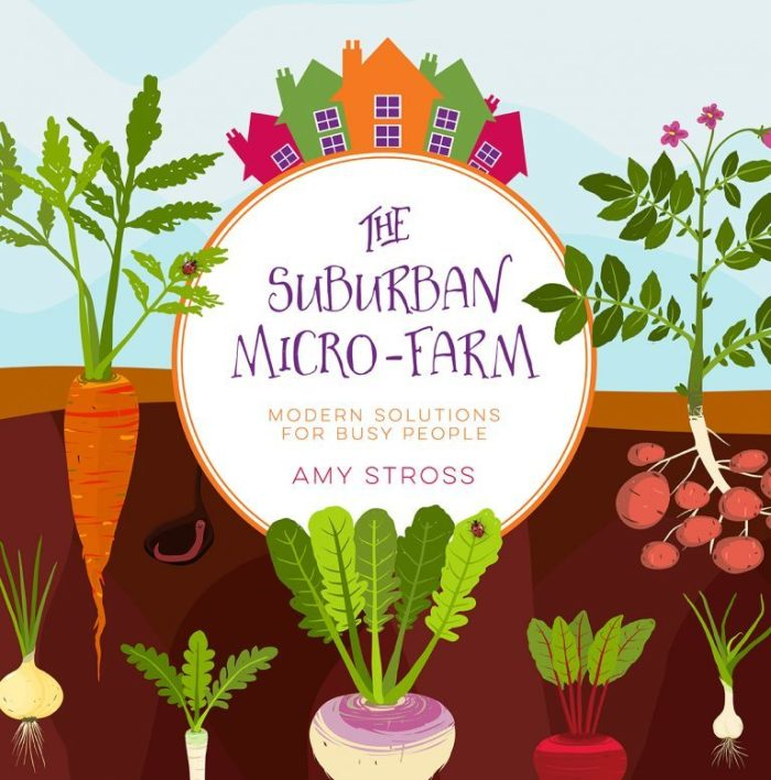 A Book Review: The Suburban Micro-Farm