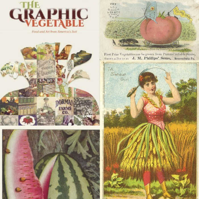 A Book Review: The Graphic Vegetable