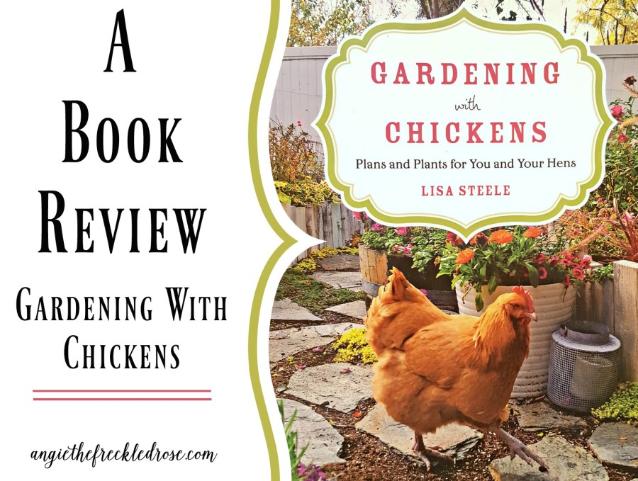 A Book Review Gardening With Chickens