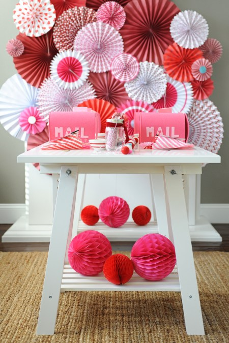 Valentine Party Ideas - Pink Peppermint Design