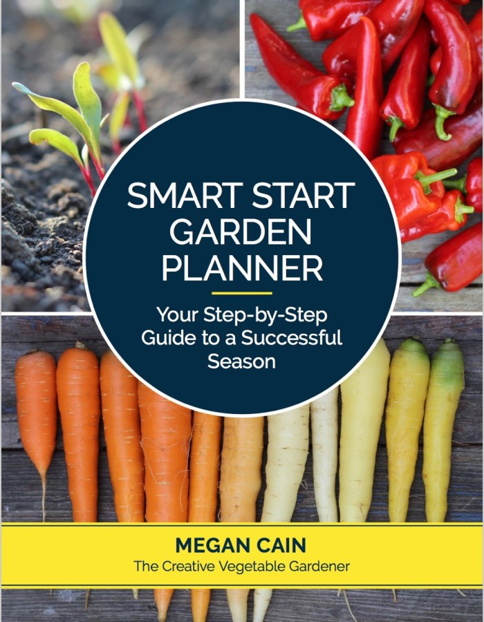 A Book Review: Smart Start Garden Planner