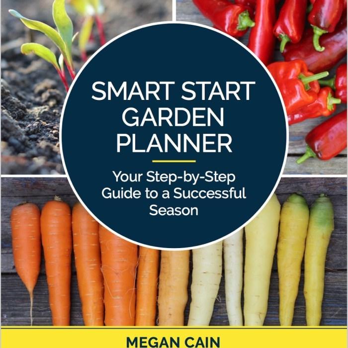 A Book Review: Smart Start Garden Planner