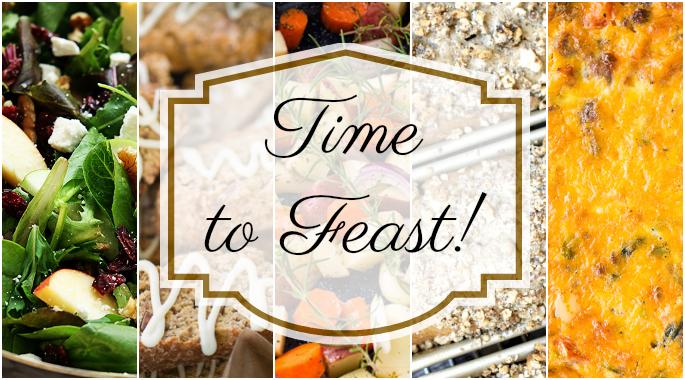 15 Fantastic Fall Garden to Table Recipes  | angiethefreckledrose.com