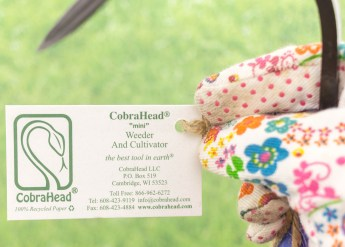 "Winter Gardening Tasks and a Giveaway | CobraHead® ""mini"" Weeder and Cultivator 