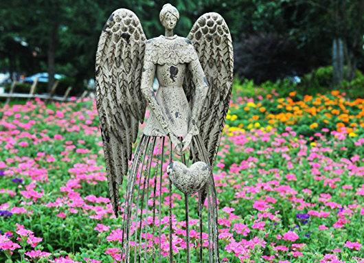 Garden Angels   Life and Linda