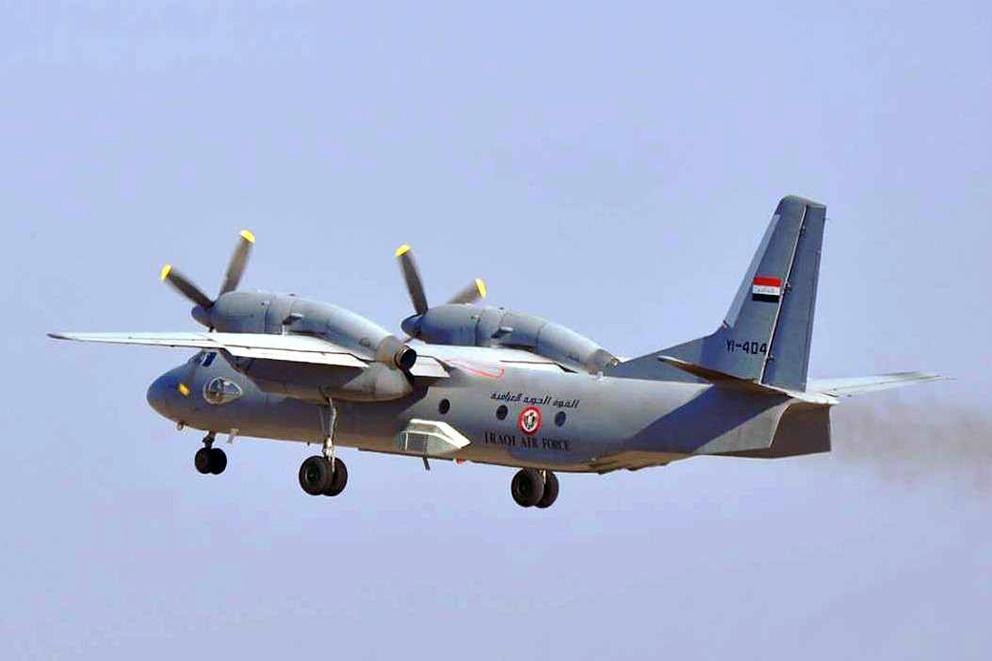 An-32 Bomber, Pesawat Angkut yang Dimodifikasi oleh Irak Jadi Pembom