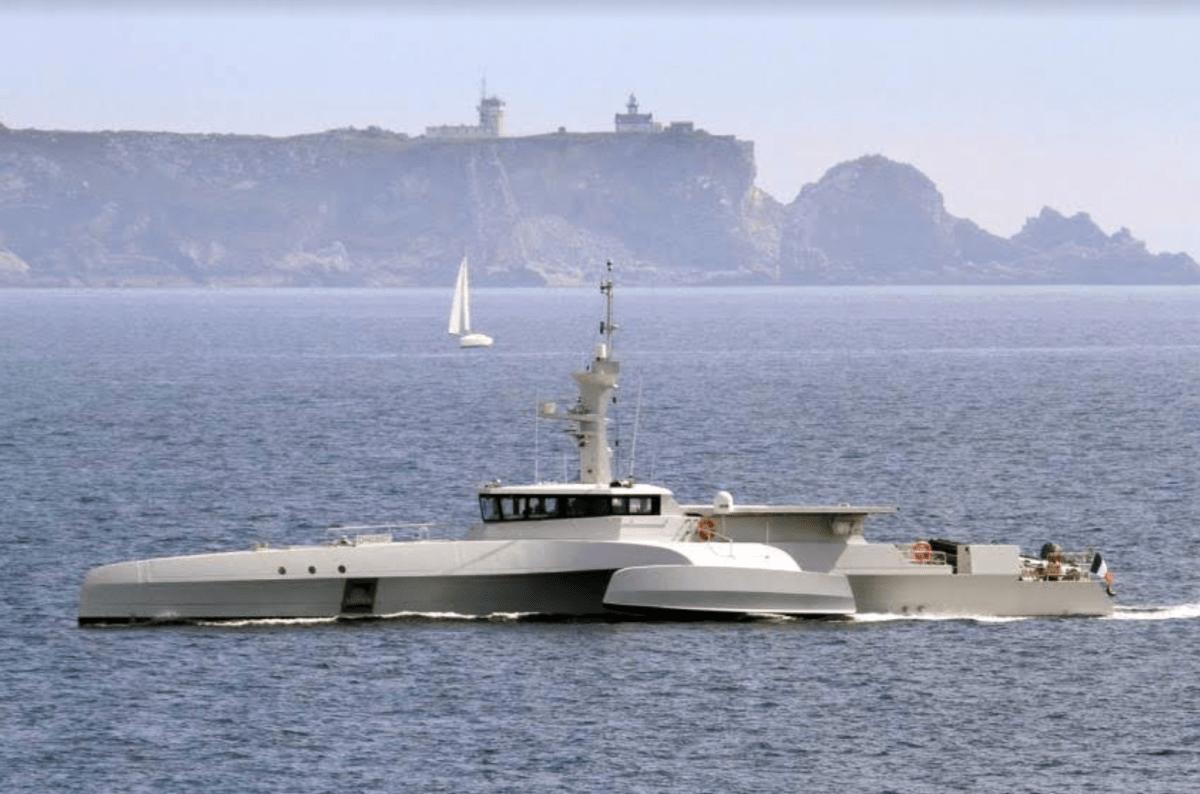 Alternatif Pilihan Kapal Pemburu Ranjau: Ocean Eagle 43, Elang Penjaga Samudra