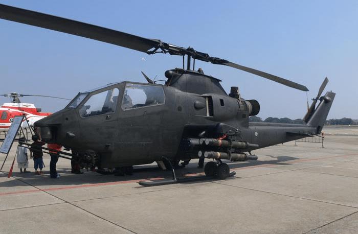 Cari Calon Pengganti Bell AH-1F, Tujuh Heli Serang Berebut Hati Puspenerbad Thailand