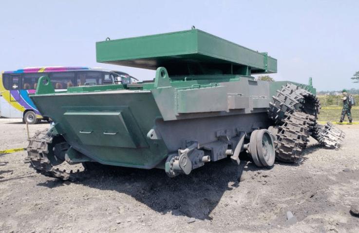 Mine Blast Test, Mengukur Kemampuan Prototipe Ranpur Dalam Menyelamatkan Kru (Bagian 2)