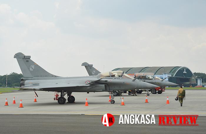 Saat Rafale Datang ke Jakarta, Sang Bintang Perang Libya