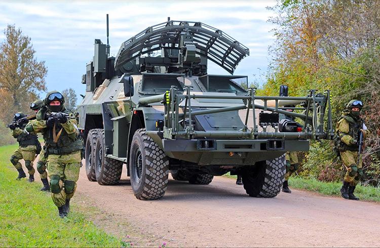 Listva, Penjaga Senjata Strategis Rusia Berkekuatan Gelombang Mikro