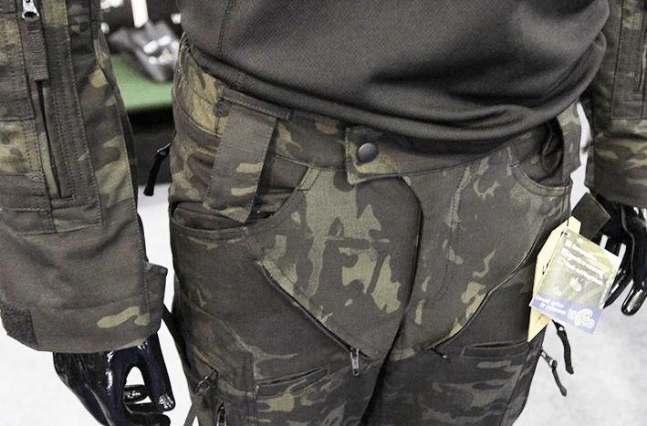 UF Pro Multicam Black, Andalan Pasukan Khusus Slovenia