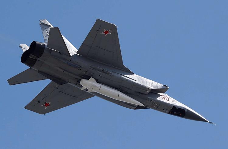 Hadapi Kekuatan Perang Ukraina dan NATO, Rusia Siapkan Rudal Baru Serupa Kinzhal